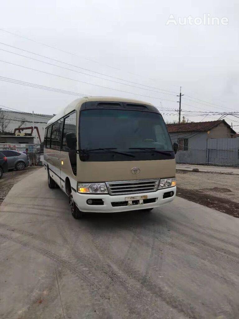 TOYOTA coaster coach bus