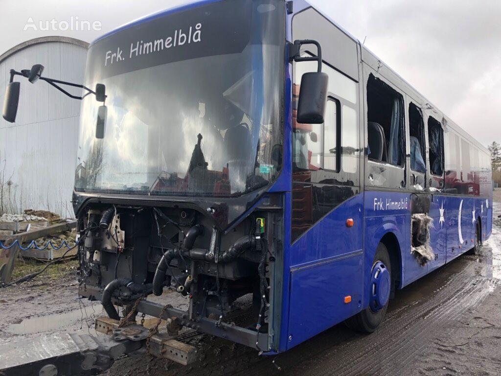 damaged VOLVO 8900 BUS EURO 6 *DAMAGE* coach bus