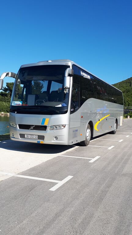VOLVO 9700 B12B 49+1+1 coach bus