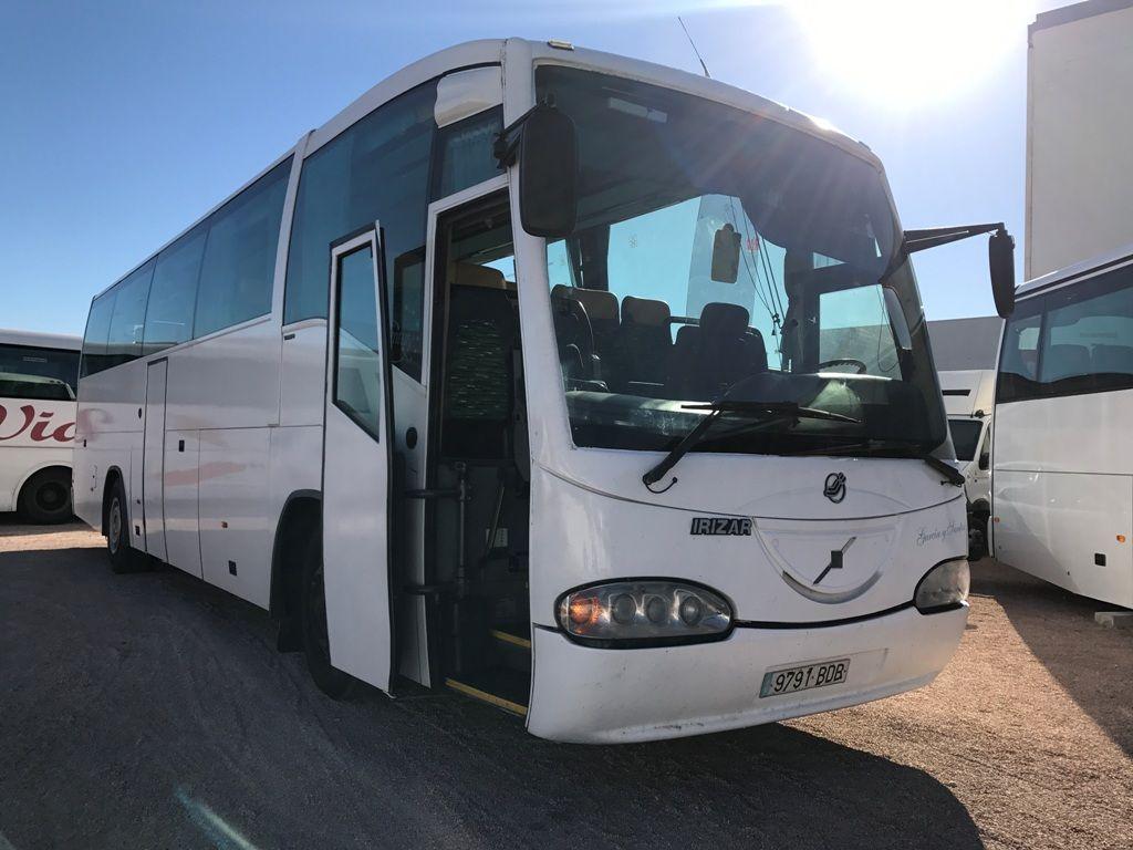 VOLVO B10 coach bus
