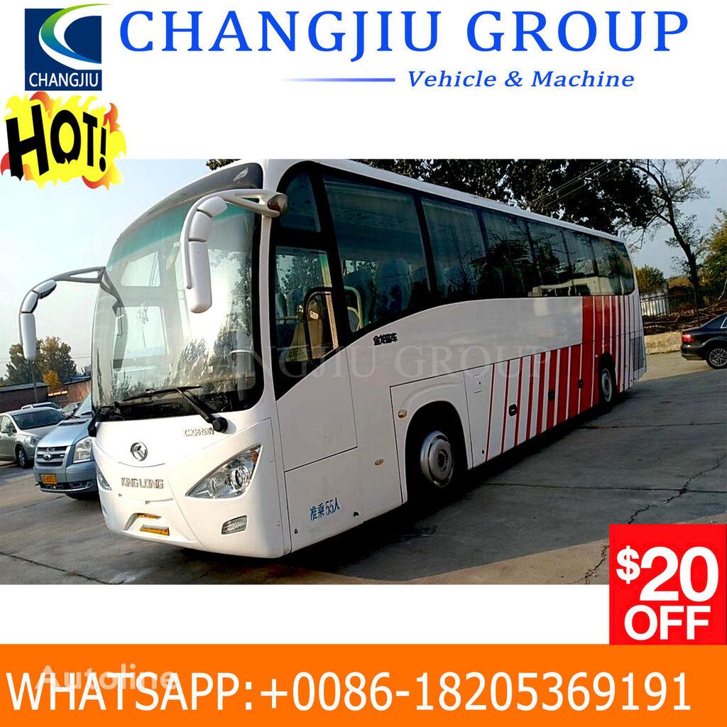 YUTONG coach bus