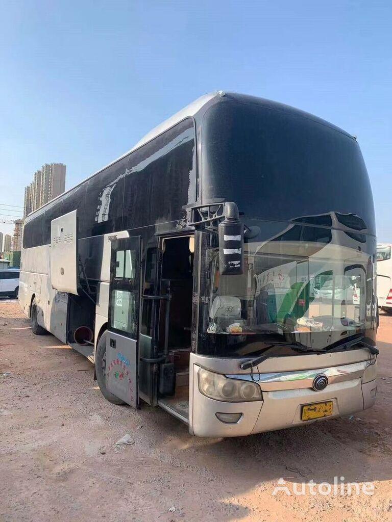 YUTONG ZK6127HNQCA coach bus