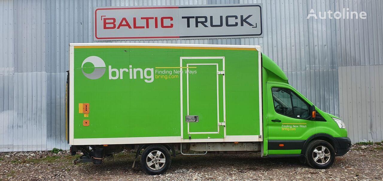 FORD TRANSIT + LIFT box truck < 3.5t