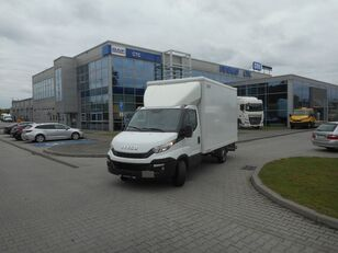 IVECO DAILY 35S18 box truck < 3.5t
