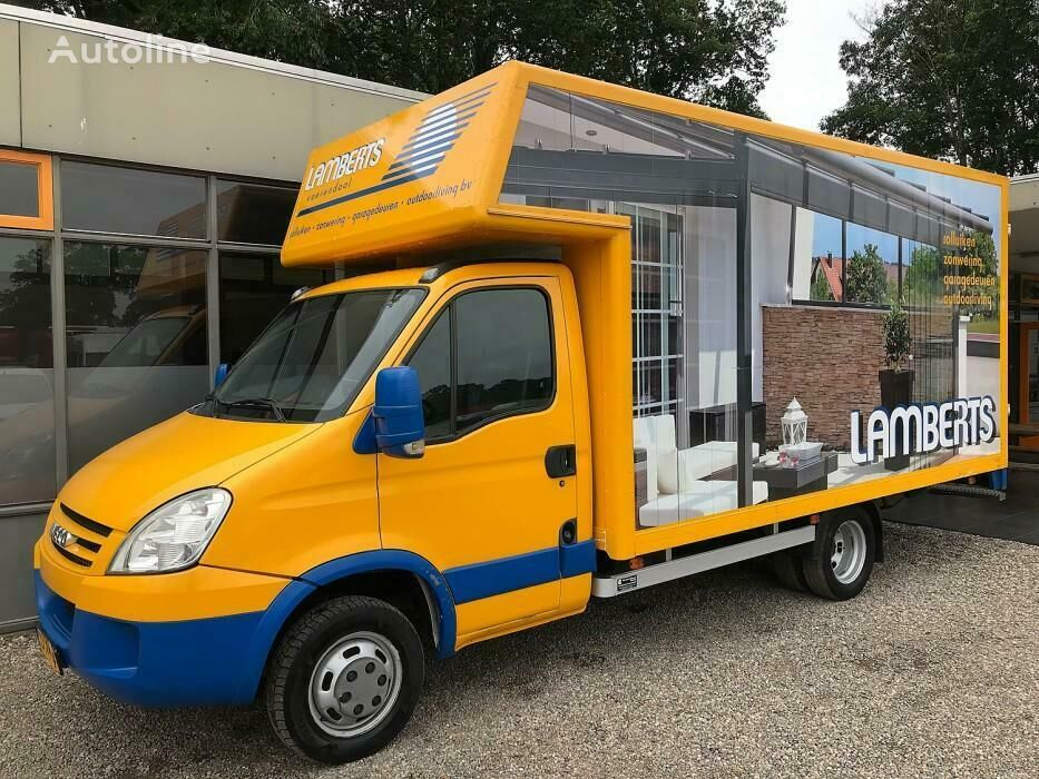 IVECO Daily 40 C 15 Koffer box truck < 3.5t