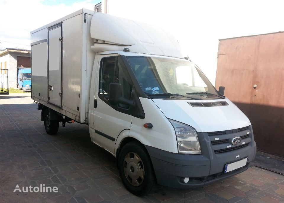 FORD Transit box truck < 3.5t