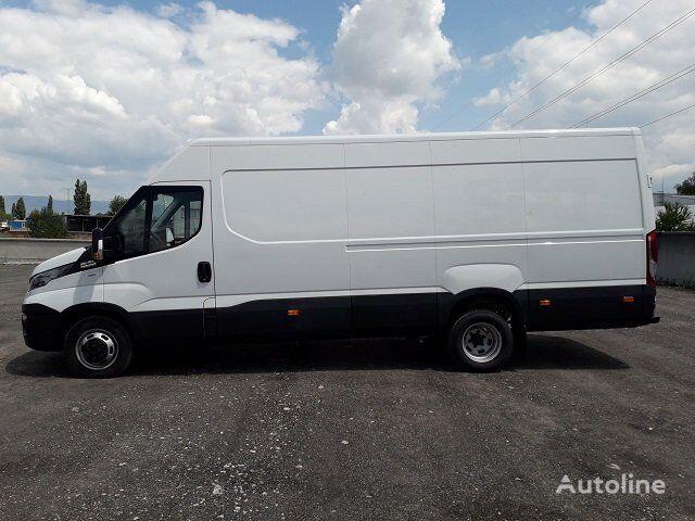 IVECO 35C16A8 box truck < 3.5t