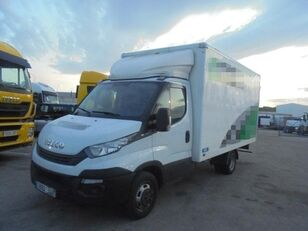 IVECO Daily 35C14 box truck < 3.5t