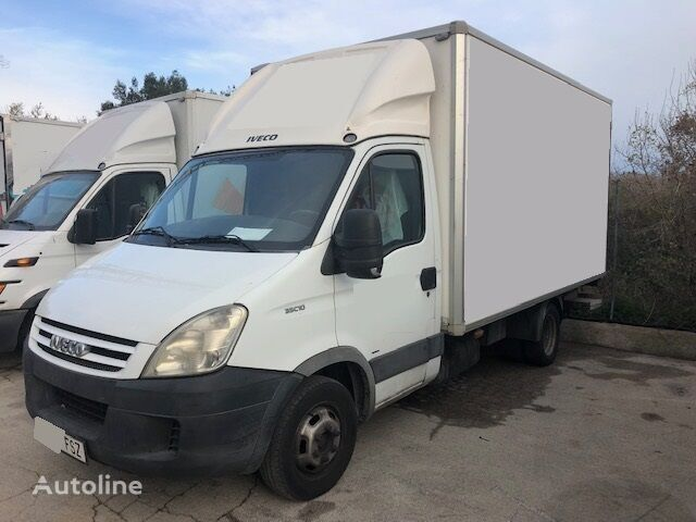 IVECO daily 35c10 box truck < 3.5t