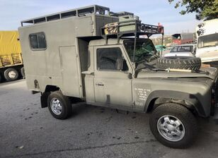 LAND ROVER Defender 110-7 box truck < 3.5t