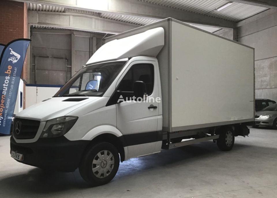 MERCEDES-BENZ Sprinter 316  box truck < 3.5t