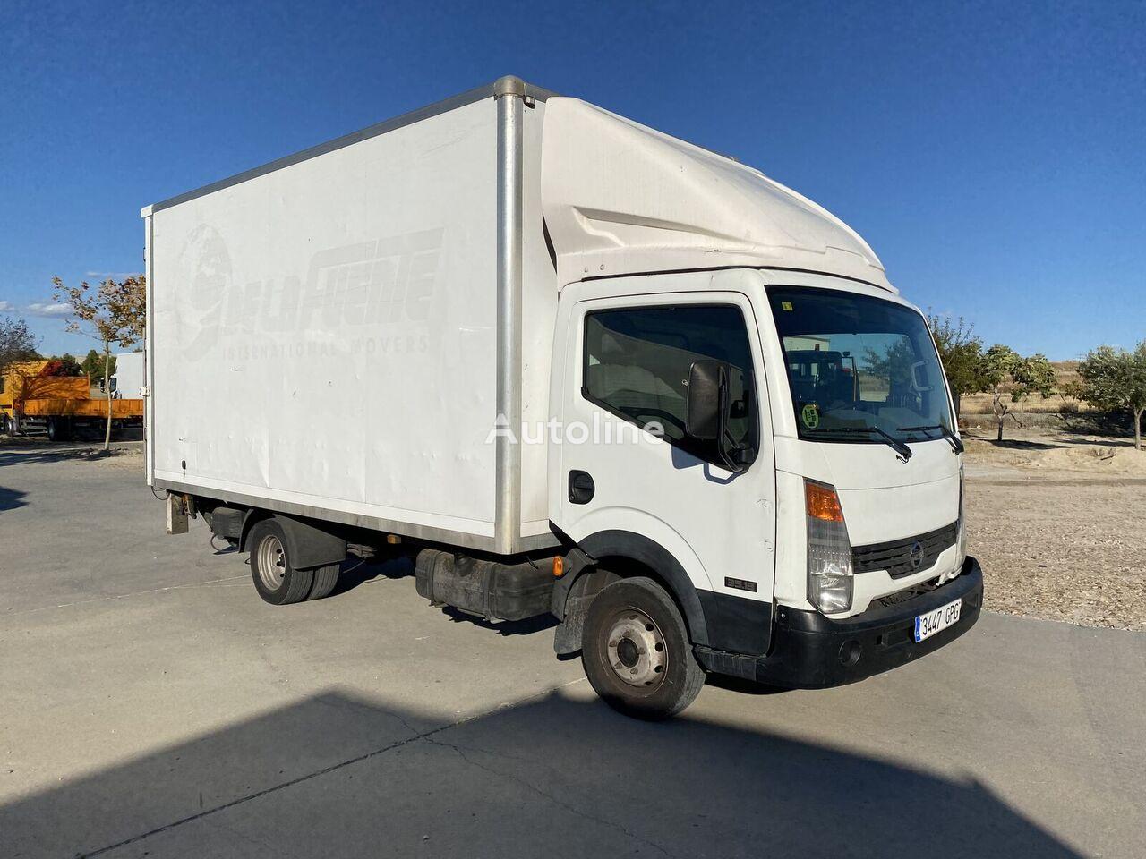 NISSAN Cabstar 35.14 box truck < 3.5t