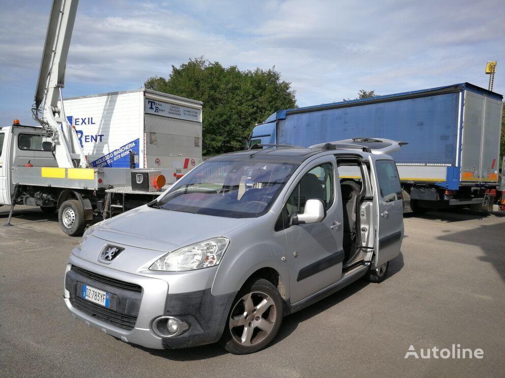 PEUGEOT PARTNER TEPEE 1.6 HDI FURGONE COMBI car-derived van