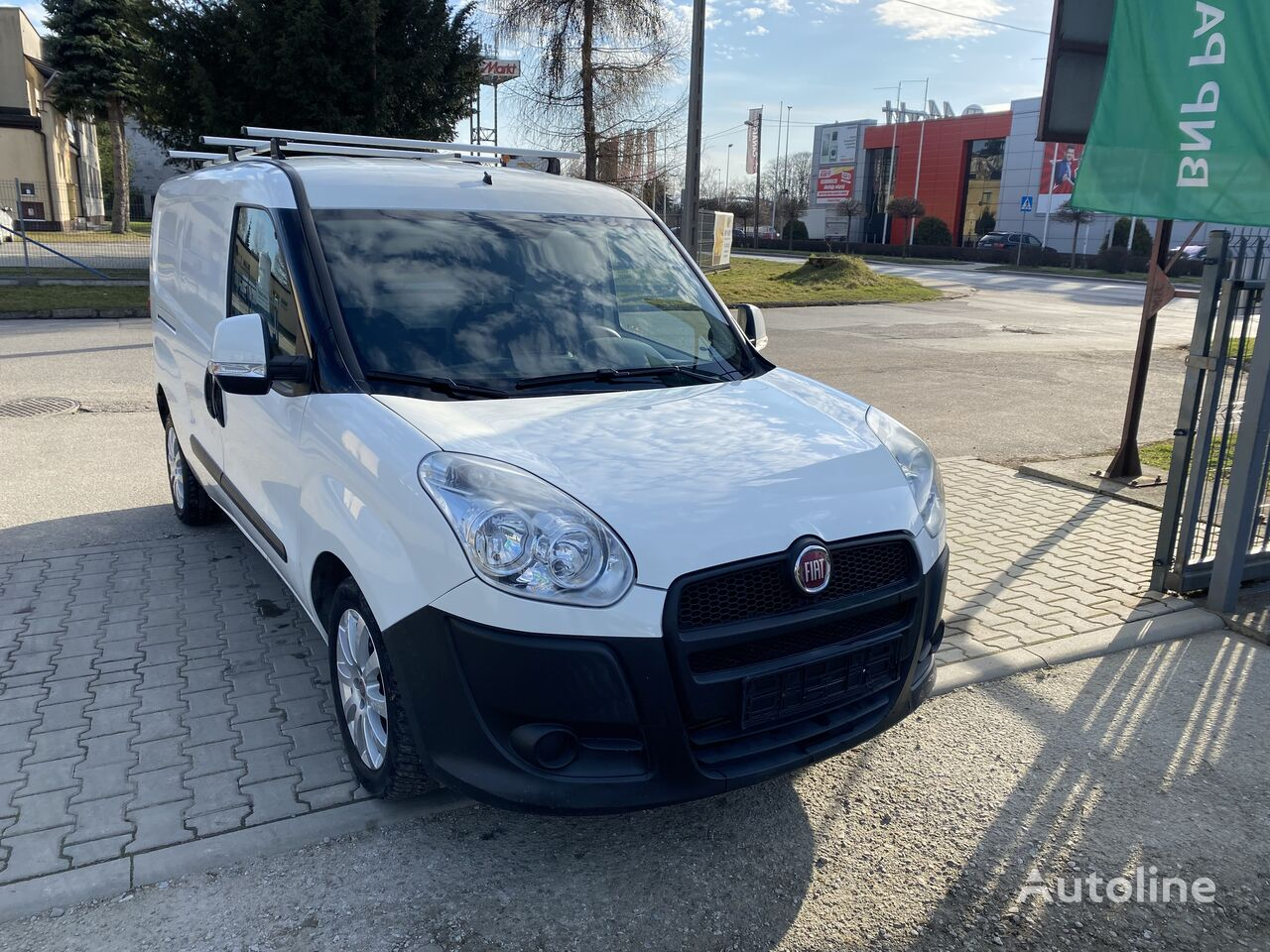 FIAT Doblo 1.6 car-derived van