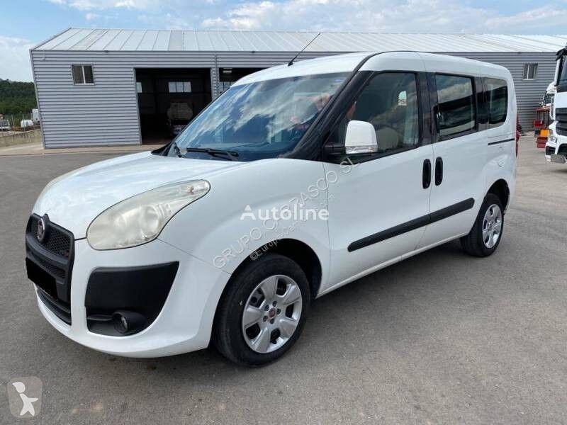 FIAT Doblo 1.6 MJT car-derived van