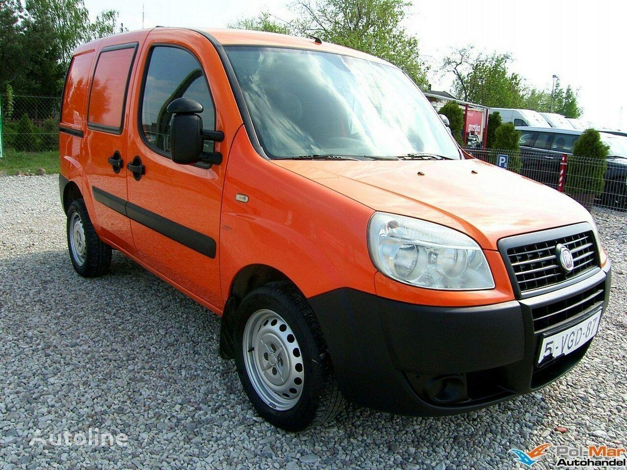 FIAT Doblo multijet car-derived van