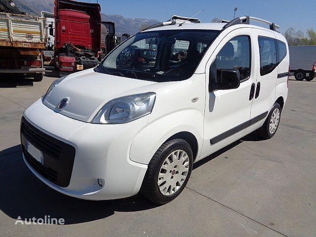 FIAT QUBO 1.3 JTD 95 CV 4 POSTI AUTOCARRO car-derived van
