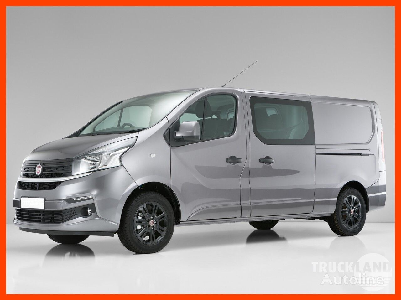 new FIAT Talento MY2020 Business Pro ** DUBBELE CABINE ** DIVERSE KLEUREN car-derived van