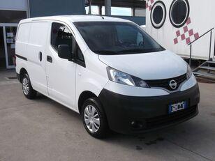 damaged NISSAN NV200 1.5 DCI 110CV  car-derived van