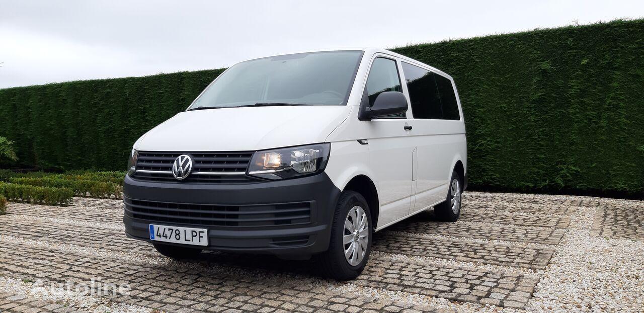 VOLKSWAGEN CARAVELLE car-derived van