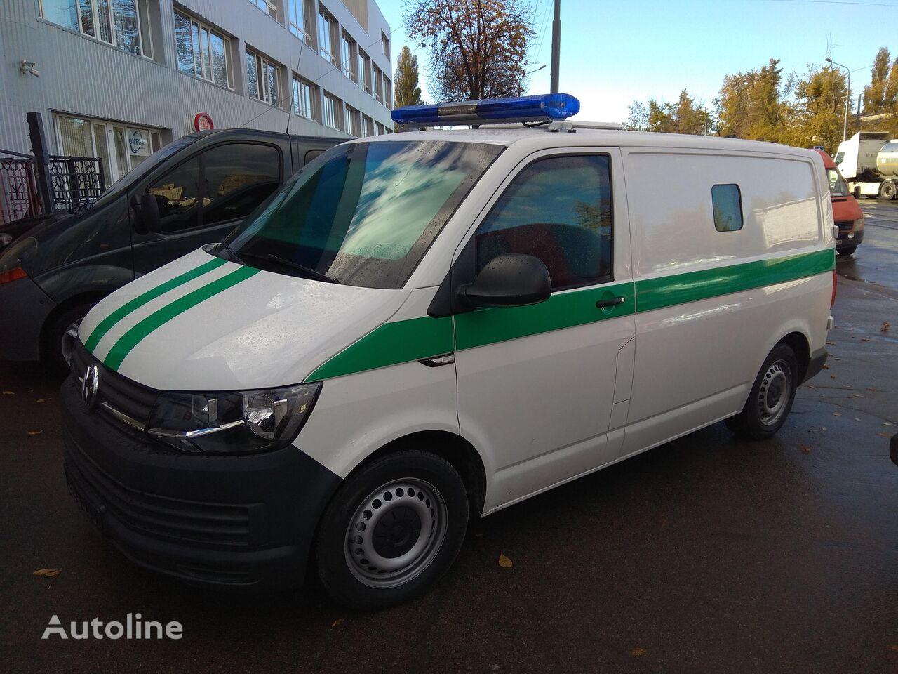 new VOLKSWAGEN T6 Armoured cash in transit van