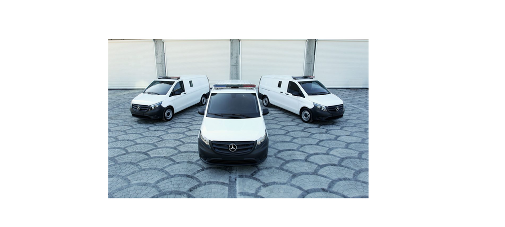 new MERCEDES-BENZ VİTO ARMOURED B4 cash in transit van