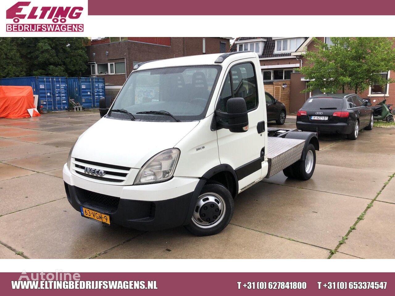 IVECO Daily 35C18 12 Tons Trekker Be-trekker chassis truck < 3.5t