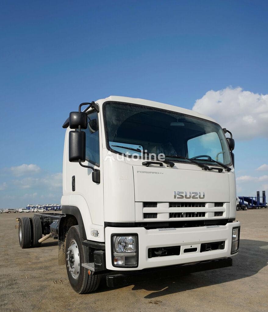new ISUZU GVW chassis truck < 3.5t