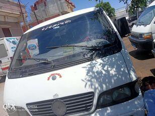 new MERCEDES-BENZ Mb 140d closed box van