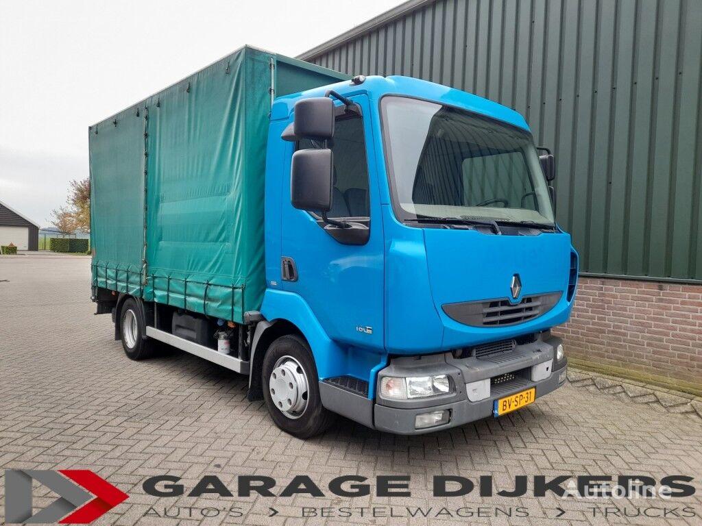 RENAULT Midlum 160-08 Euro4 Huifwagen closed box van
