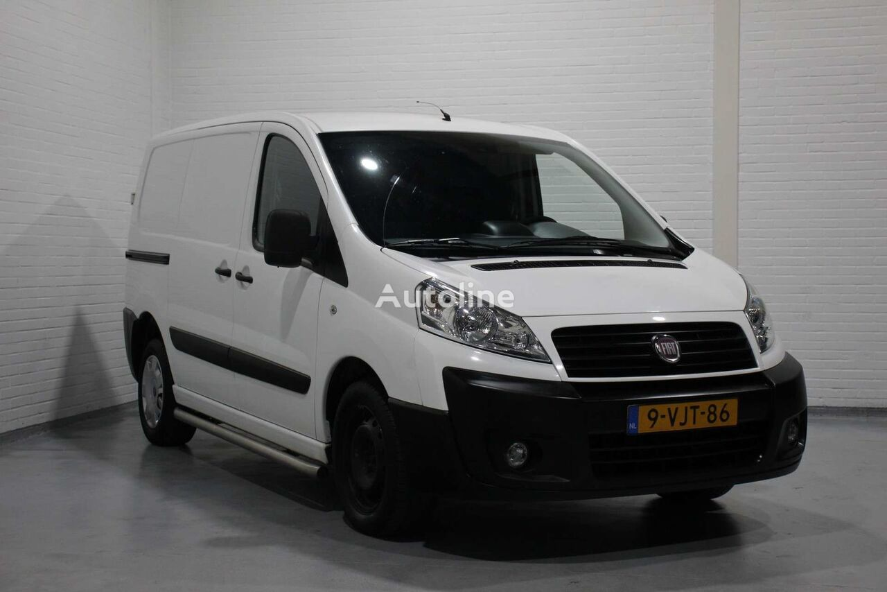 FIAT Scudo 2.0 closed box van