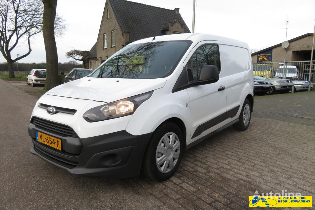 FORD TRANSIT TRANSIT CONNECT closed box van