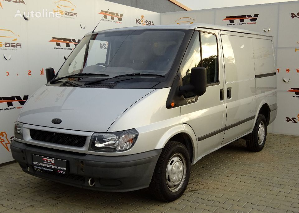 FORD Transit closed box van