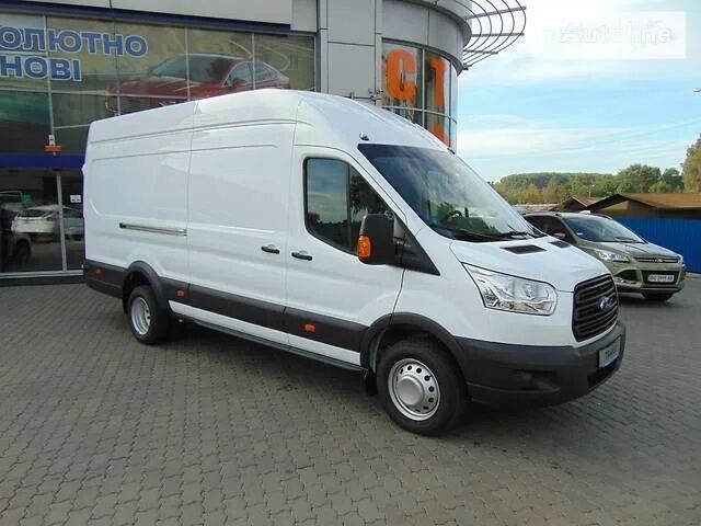 new FORD Transit Van V363 R470L4H3 closed box van