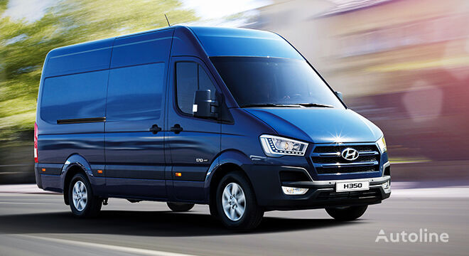 new HYUNDAI H350VAN ( Long. Shor) closed box van