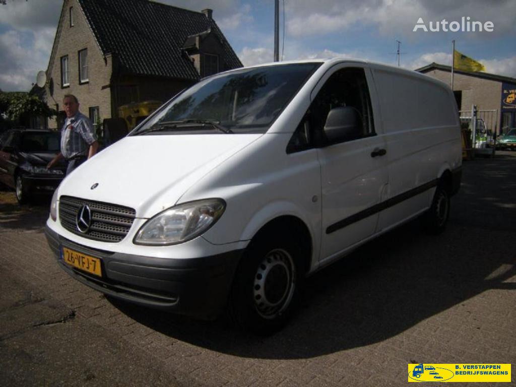 MERCEDES-BENZ Vito 111 CDI 320 Lang closed box van
