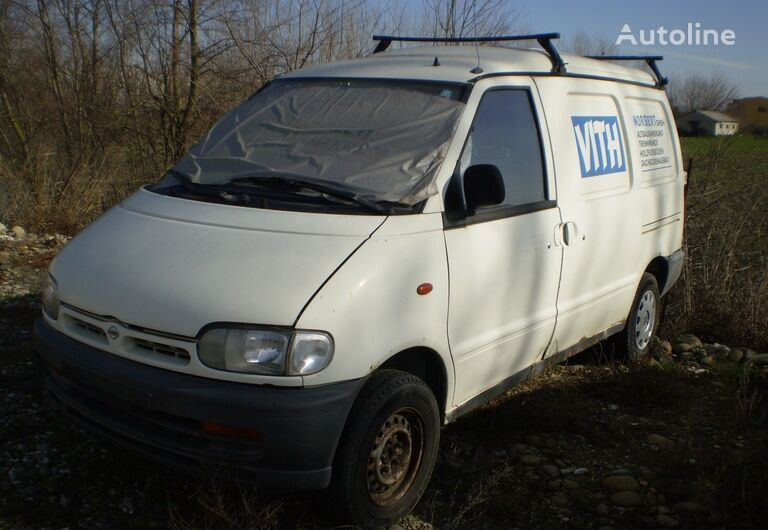 NISSAN CARCO  2300   closed box van