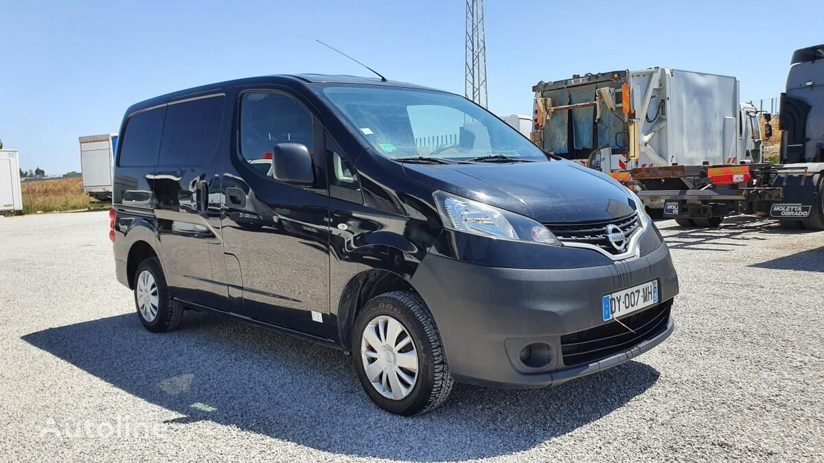 NISSAN NV200 DCI85 closed box van