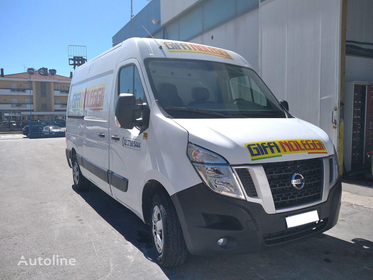 NISSAN NV400 closed box van