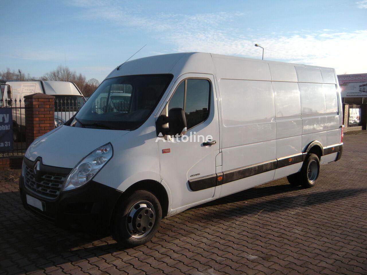 RENAULT Master 2.3 closed box van
