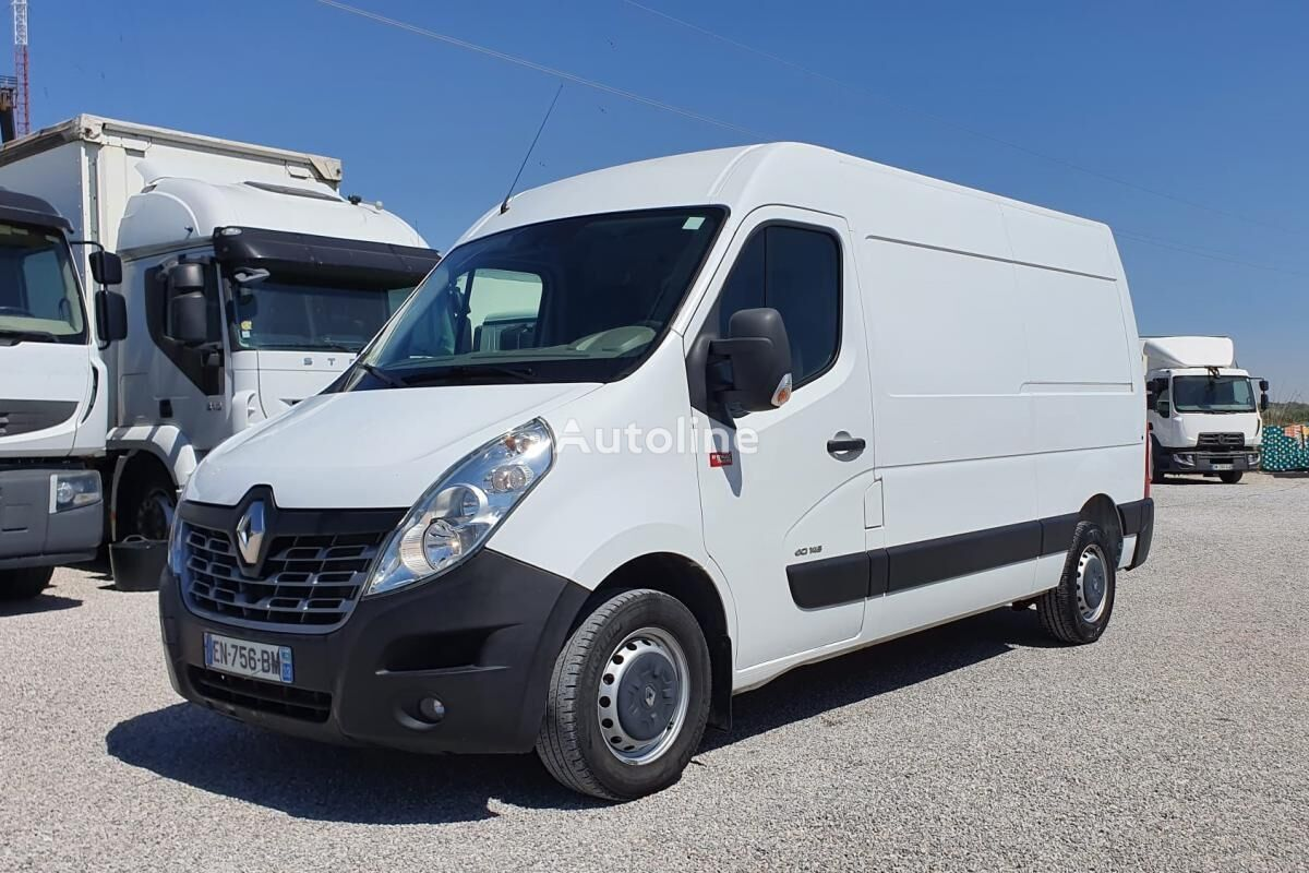 RENAULT Master L2H2 DCI 140 closed box van