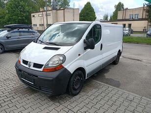 RENAULT Trafic 1.9 closed box van
