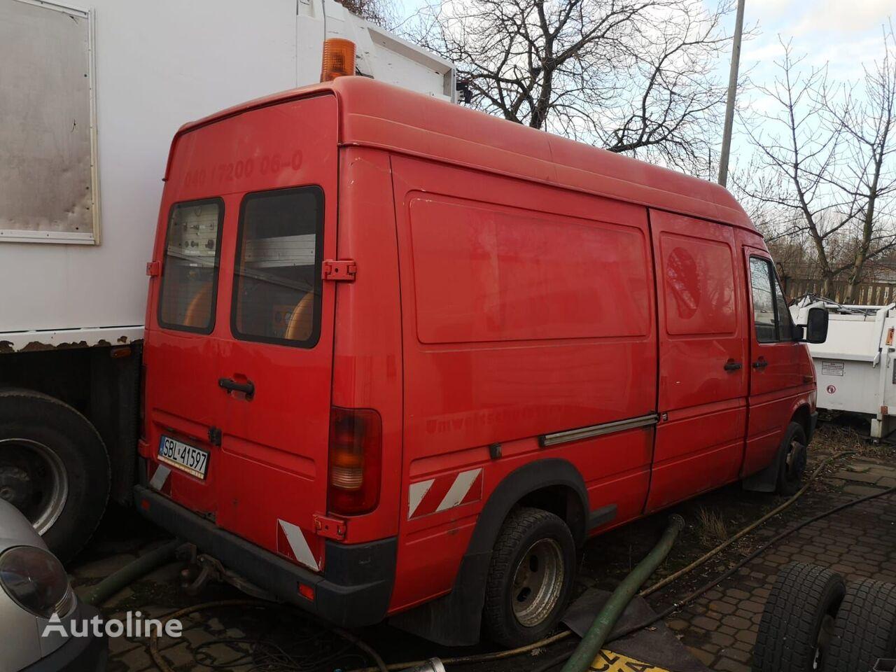VOLKSWAGEN LT46 closed box van