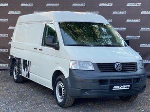 VOLKSWAGEN Transporter T5 closed box van