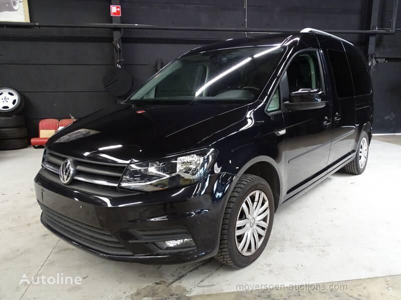 VOLKSWAGEN caddy maxi closed box van