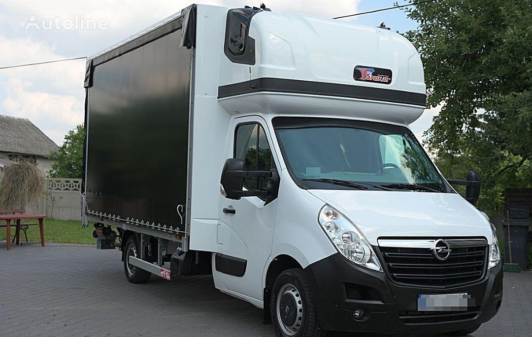 RENAULT MASTER 2.3 dCi 170KM * BURTO - FIRANKA * 10 euro palet * SUPER S curtainsider truck < 3.5t