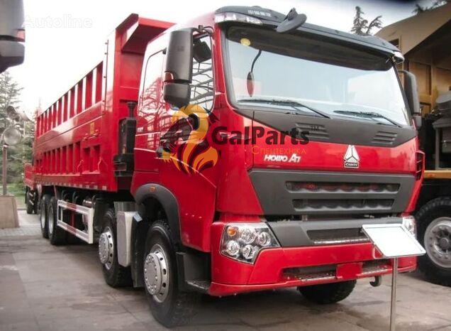 new HOWO A7  dump truck < 3.5t