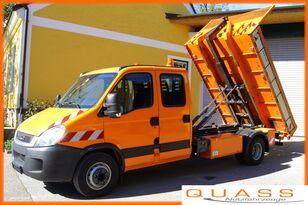 IVECO Daily 65C17D /DOKA 7 Sitze / Euro5 EEV / 3t Abrollkipper dump truck < 3.5t