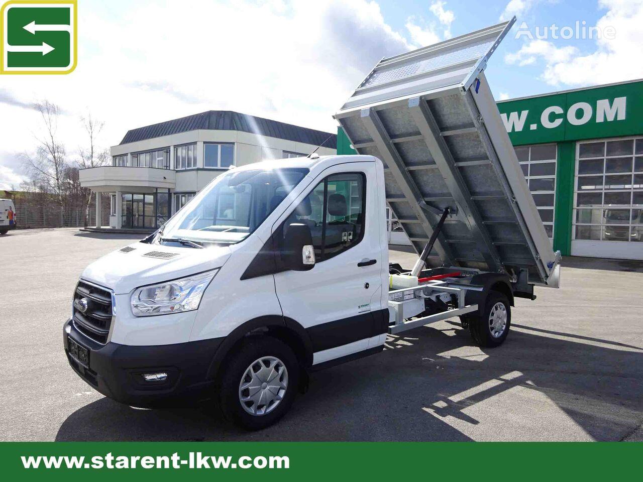 new FORD Transit Kipper, Klimaanlage, Tempomat, Anhängerkupplung 3,5 t dump truck < 3.5t