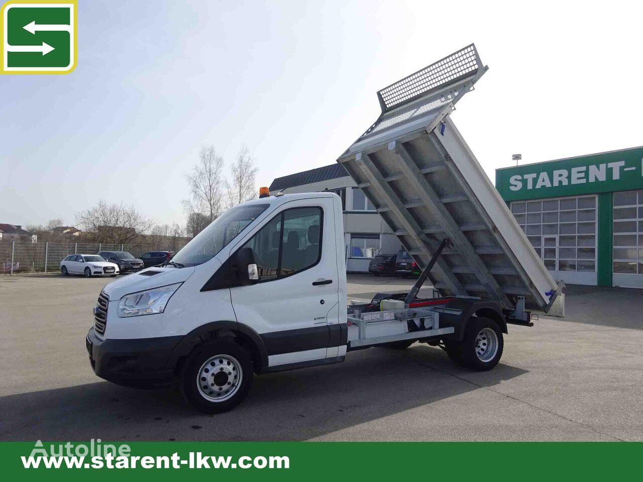 FORD Transit Kipper, Klimaanlage, Tempomat, Anhängerkupplung 3,5t dump truck < 3.5t